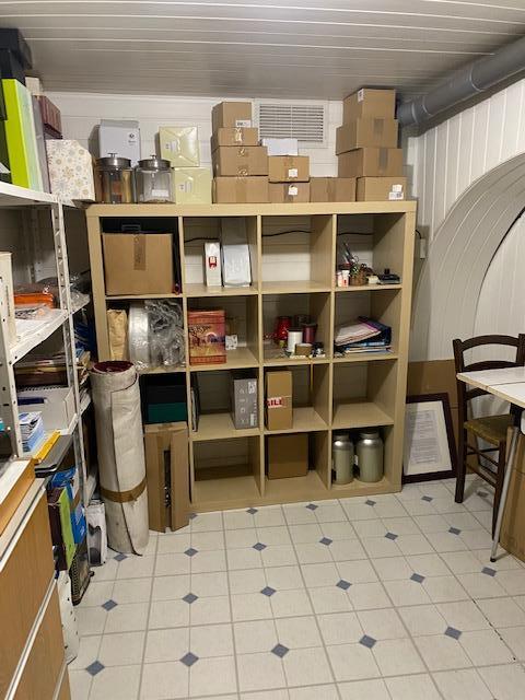 BOUTIQUE  A CEDER HYPER CENTRE ANGERS - Bureau Local Entrepôt