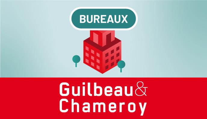 BUREAUX 42 m² A LOUER - Bureau Local Entrepôt