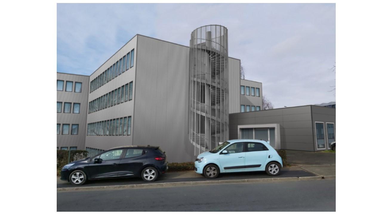 Bureaux à Vendre Angers - Bureau Local Entrepôt